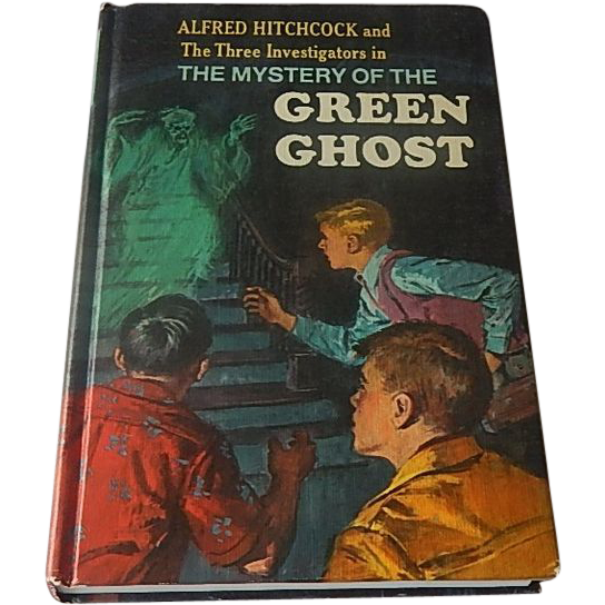 Alfred Hitchcock and The Three Investigators  #4