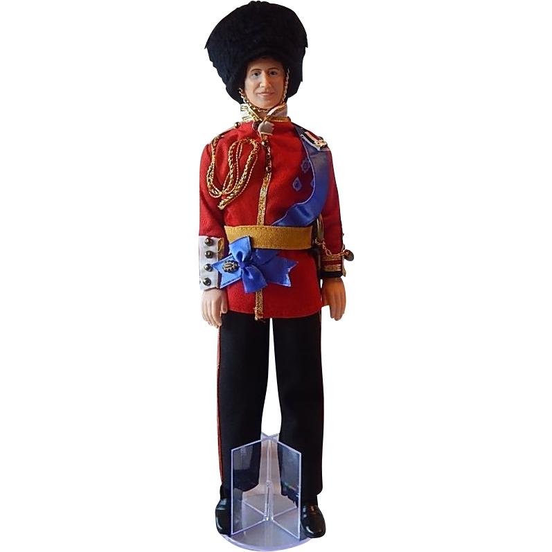 Prince Charles Doll by Goldberger 1982
