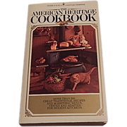 The American Heritage Cookbook 1975