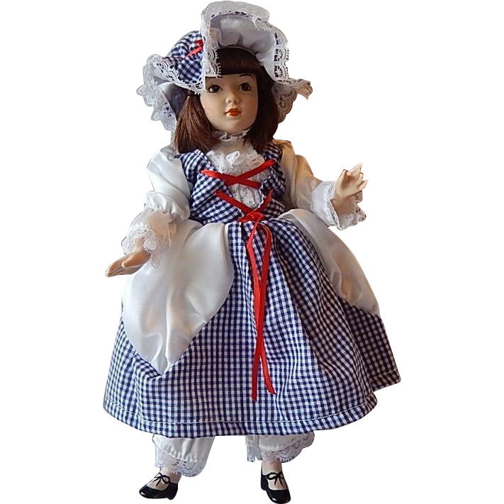 Danbury Mint Storybook Doll