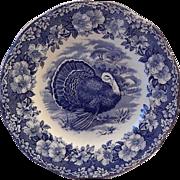 Wedgwood Turkey Dinner Plate