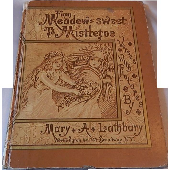 From Meadew Sweet To Mistletoe by Lathbury