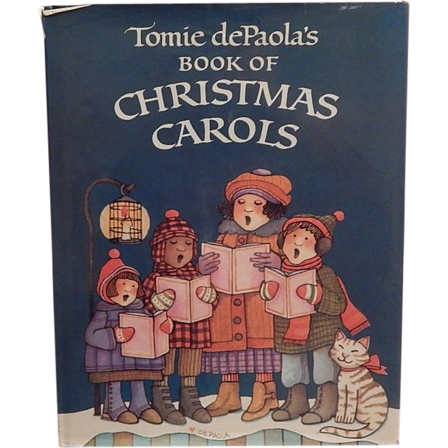 Tomie dePaola's Book Of Christmas Carols