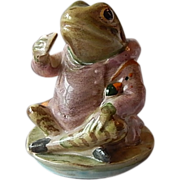 Beatrix Potter Beswick Mr. Jeremy Fisher Figurine
