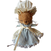 Eden Beatrix Potter Lady Mouse Plush Toy