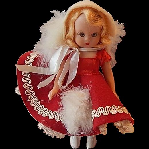 Nancy ann storybook doll winter 93 from rubylane sold on ruby lane