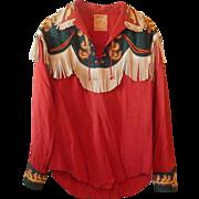 Harris Tailoring Co. Western Shirt