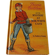 Trixie Belden and the Mystery at Bob-White Cave