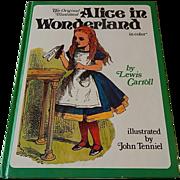 The Original Illustrated Alice In Wonderland
