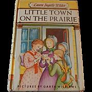 Laura Ingalls Wilder Little Town On The Prairie