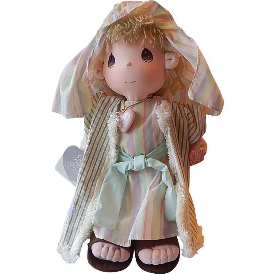Precious Moments Silent Night Joseph Doll