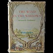 The Wind In The Willows Kenneth Grahame Tasha Tudor