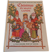 Christmas In Many Lands A Hallmark Pop-Up Book