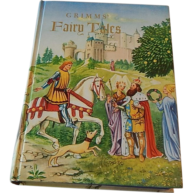 Grimms' Fairy Tales Junior Library Edition 1977