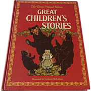 Great Children's Stories The Classic Volland Edition