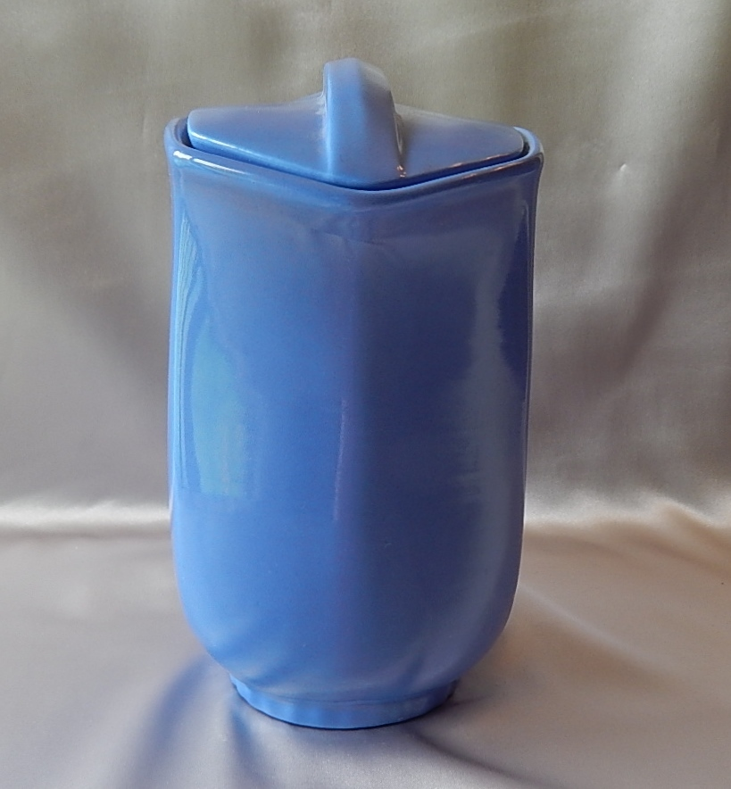 Hall China Montgomery Ward Blue Water Server From