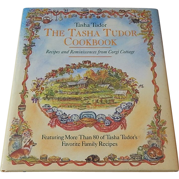 The Tasha Tudor Cookbook From Colemanscollectibles On Ruby