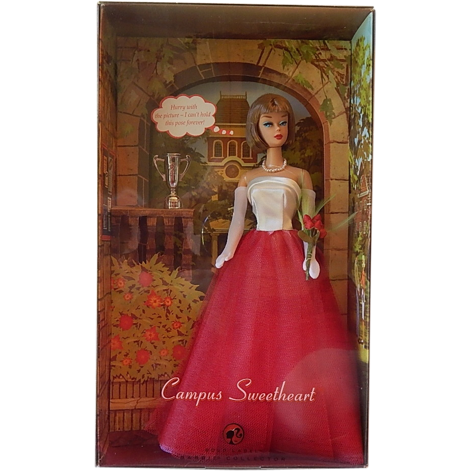 Mattel Campus Sweetheart Barbie Doll