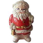 Spaghetti Ceramic Santa Claus Bank