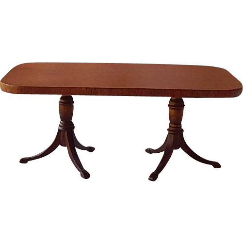 dollhouse furniture dining room table from colemanscollectibles on