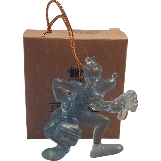 Avon Goofy as Jacab Marley's Ghost Ornament