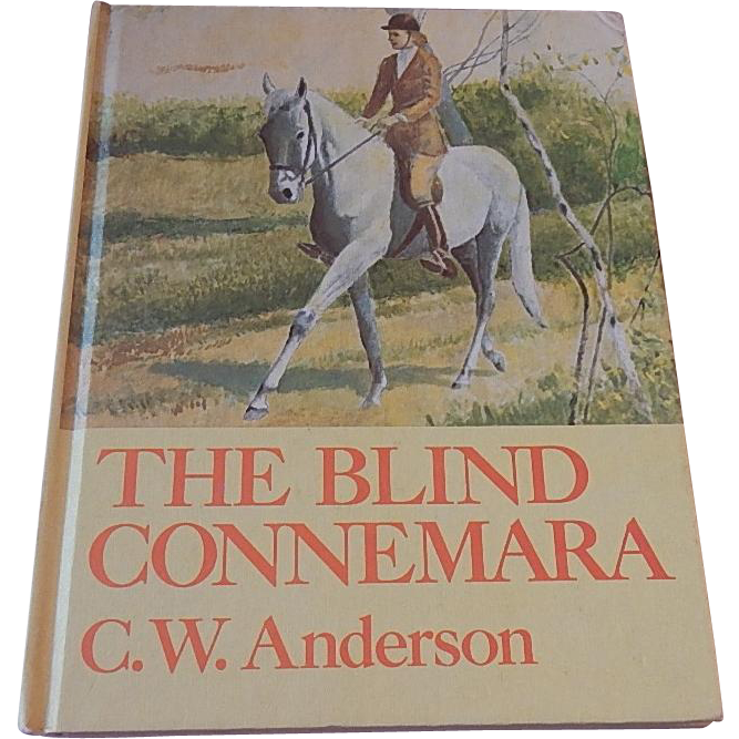 The Blind Connemara by C. W. Anderson