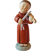 Wales Monk Figurine Made in Japan