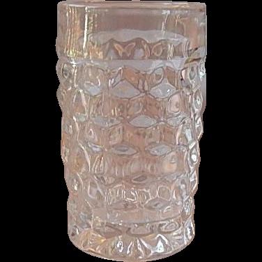 Fostoria Glass American Flat Tumbler