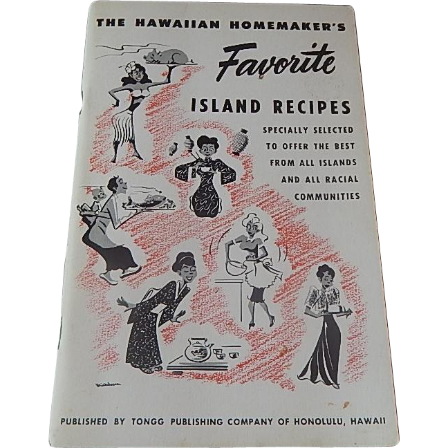 The Hawaiian Homemaker's Favorite Island Recipes