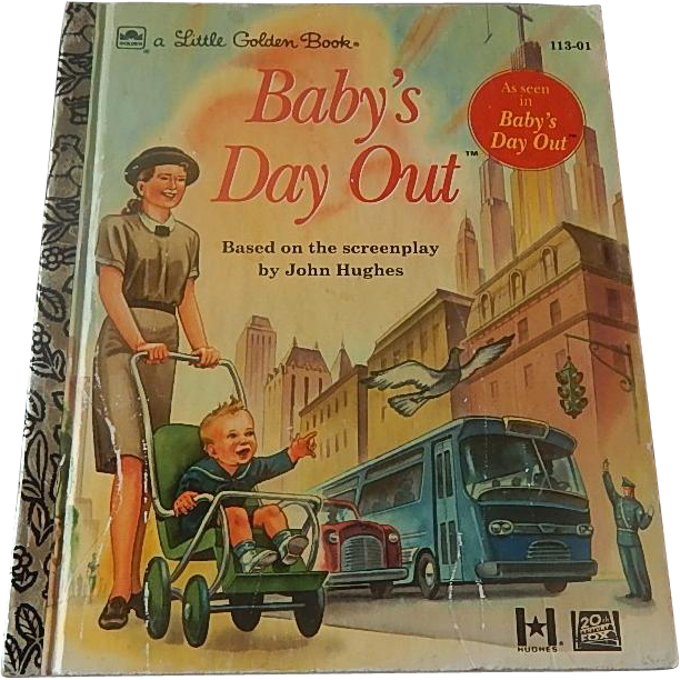 Little Golden Book Baby's Day Out