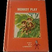 Tiny Elf Library  Monkey Play Book