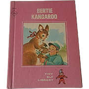 Tiny Elf Library Bertie Kangaroo Children's Book