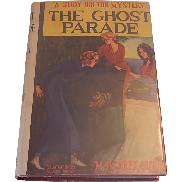 A Judy Bolton Mystery The Ghost Parade