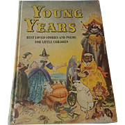 Young Years Best Loved Stories and Poems For Little Children