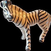 Robert Simmons Zag Zebra Figurine