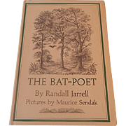 The Bat-Poet by Randall Jarrell picture by Maurice Sendak