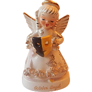 Napco October Halloween Birthday Angel