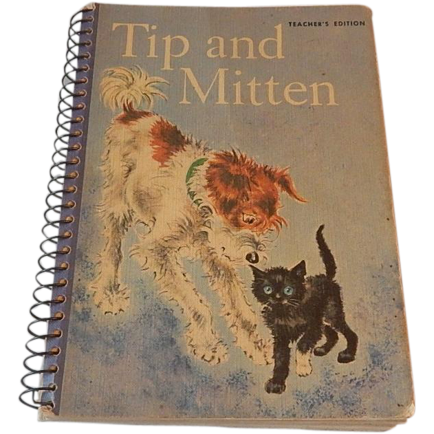 Teacher's Edition Tip and Mitten School Reader