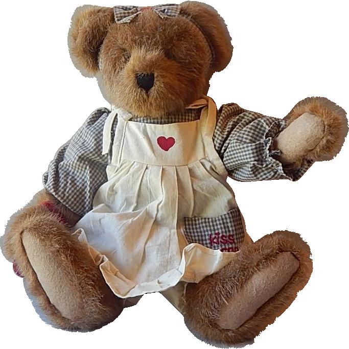 Boyd's Honey Bun Plush Bear