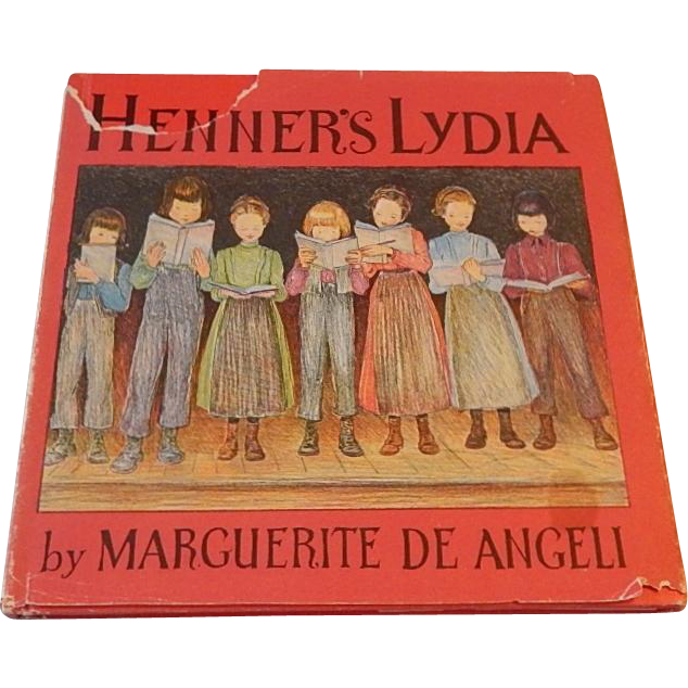 Henner's Lydia by Marguerite De Angeli