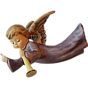 Goebel Nativity Flying Angel Figurine #336/0