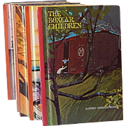 Nine Boxcar Children Books by Gertrude Chandler Warner
