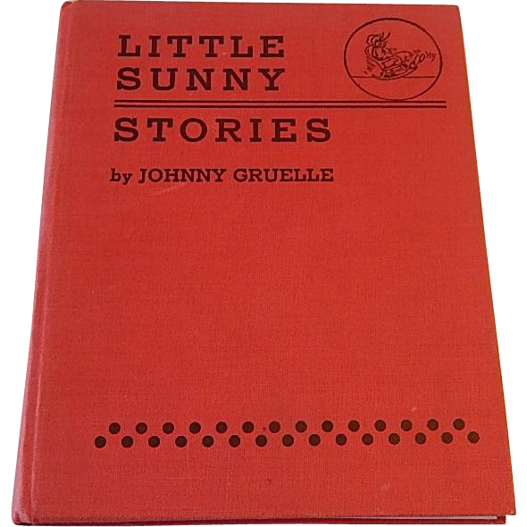 Little Sunny Stories by Johnny Gruelle