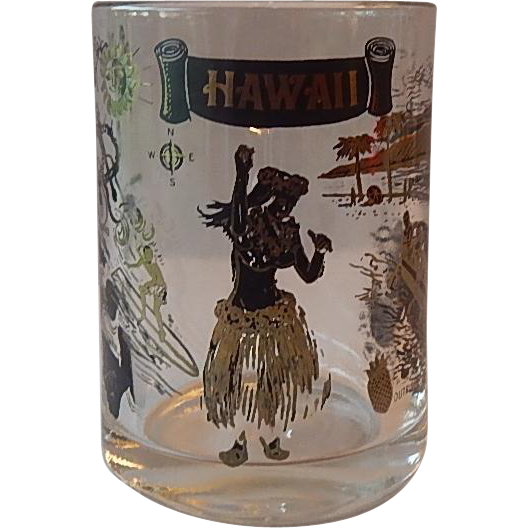 Hawaii Souvenir Coffee or Tea Mug