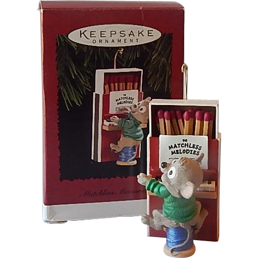 Hallmark Keepsake Ornament  Matchless Melodies