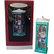 Hallmark Keepsake Ornament Room For One More
