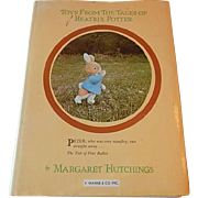 Toys From The Tales Of Beatrix Potter by Margaret Hutchings