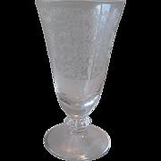 Fostoria Glass Crystal Romance Juice Glass