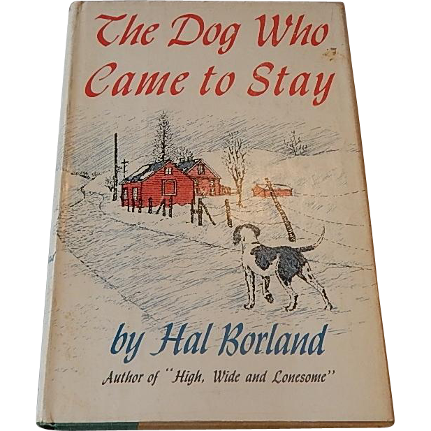 The Dog Who Came To Stay by Hal Borland
