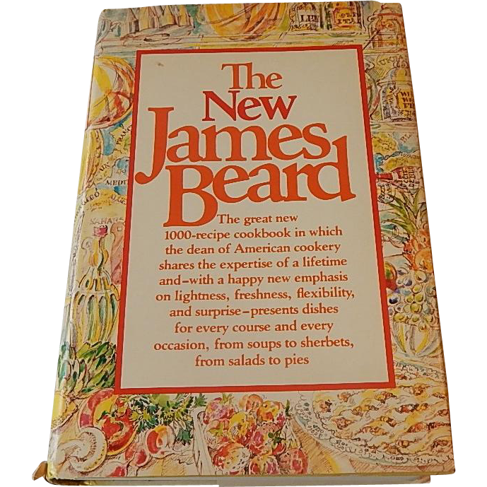 The New James Beard Cookbook